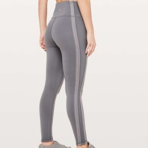 Lululemon Power Lines Titanium Legging Pants